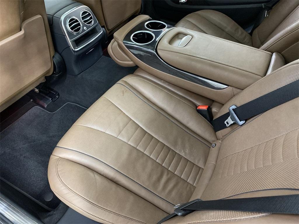 Used 2014 Mercedes-Benz S-Class S 550 for sale $43,444 at Gravity Autos Marietta in Marietta GA 30060 44