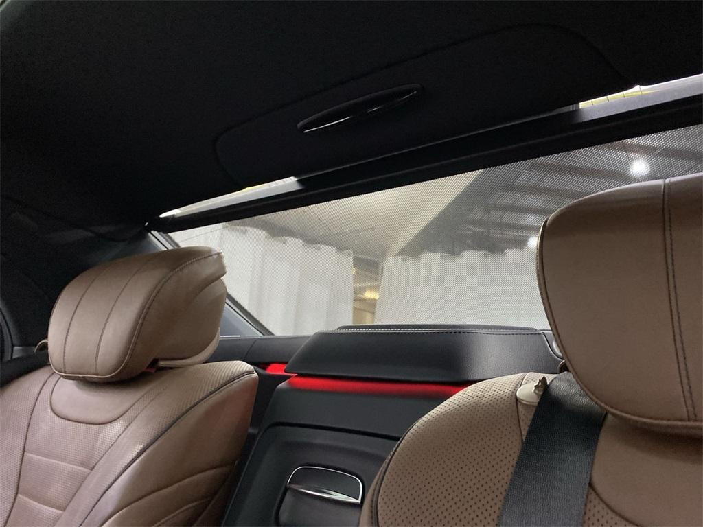 Used 2014 Mercedes-Benz S-Class S 550 for sale $43,444 at Gravity Autos Marietta in Marietta GA 30060 47