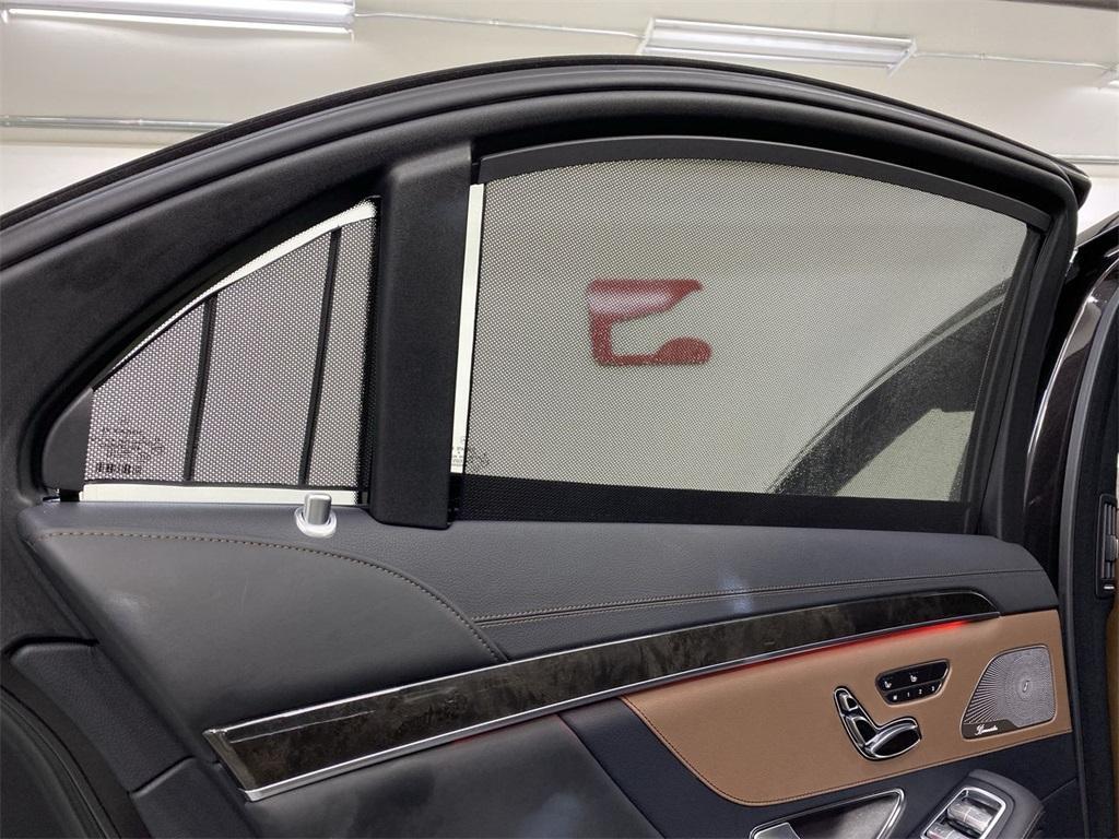 Used 2014 Mercedes-Benz S-Class S 550 for sale $43,444 at Gravity Autos Marietta in Marietta GA 30060 48