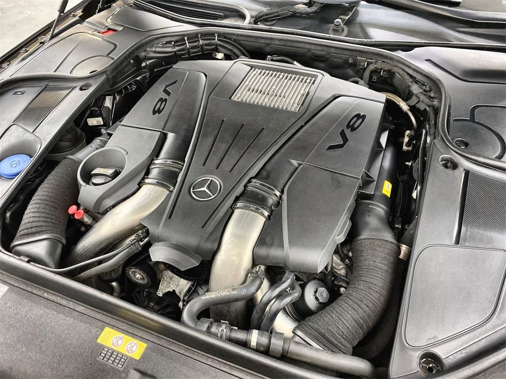 Used 2014 Mercedes-Benz S-Class S 550 for sale $43,444 at Gravity Autos Marietta in Marietta GA 30060 52
