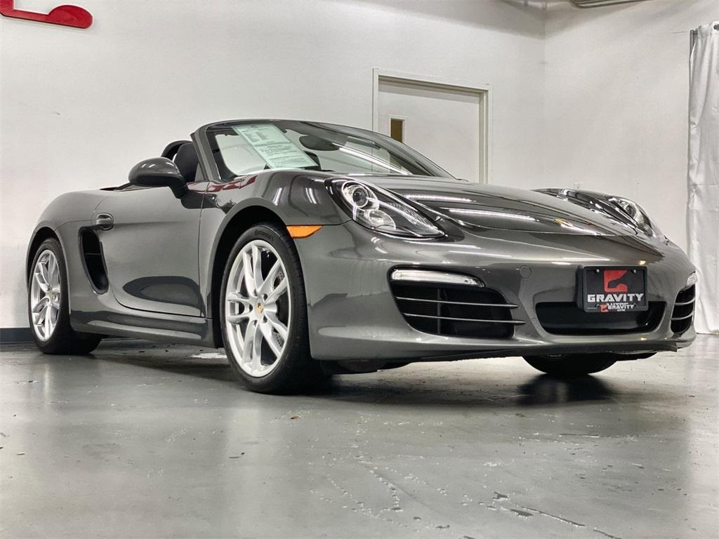 Used 2013 Porsche Boxster for sale $44,444 at Gravity Autos Marietta in Marietta GA 30060 2