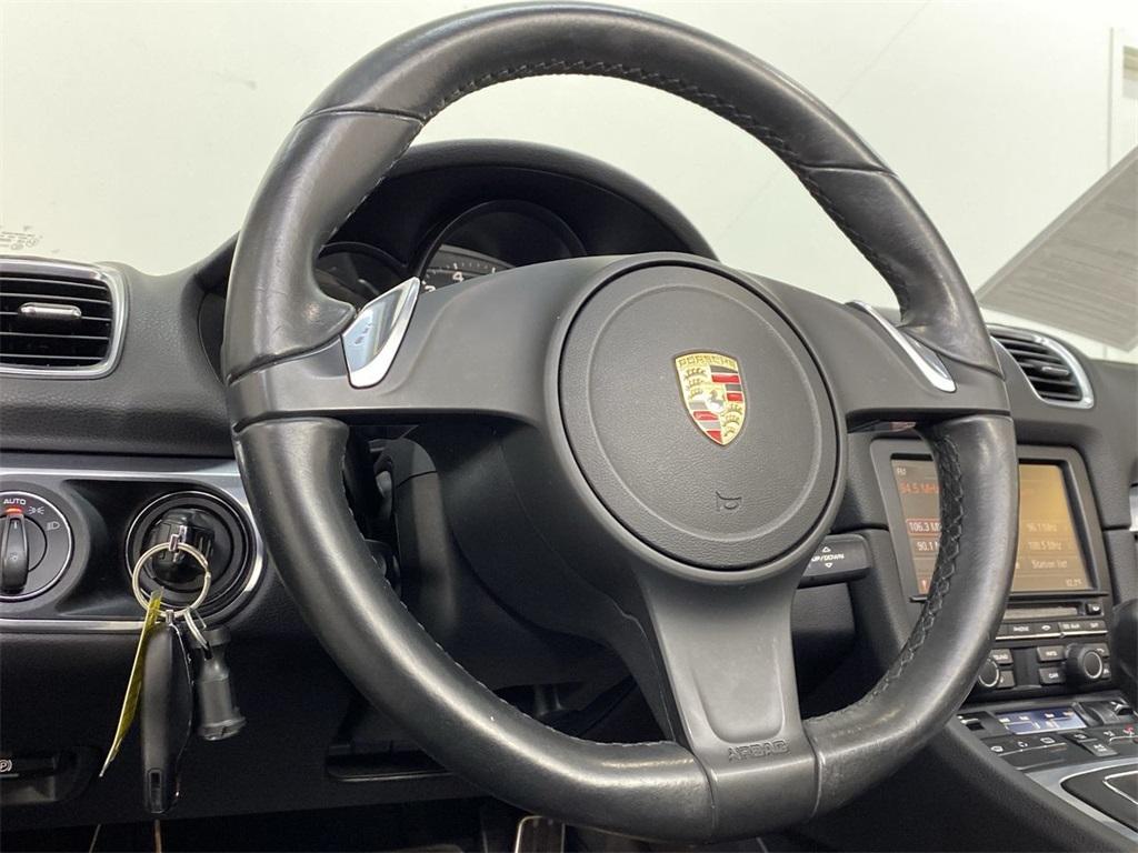 Used 2013 Porsche Boxster for sale $44,444 at Gravity Autos Marietta in Marietta GA 30060 21