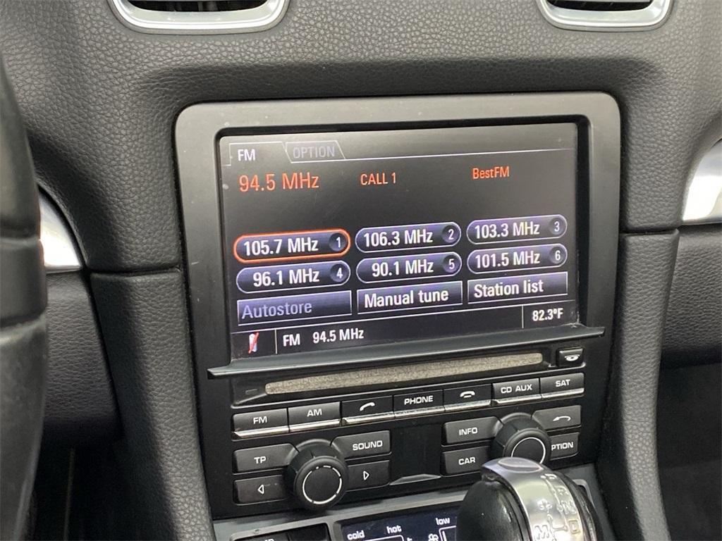 Used 2013 Porsche Boxster for sale $44,444 at Gravity Autos Marietta in Marietta GA 30060 28