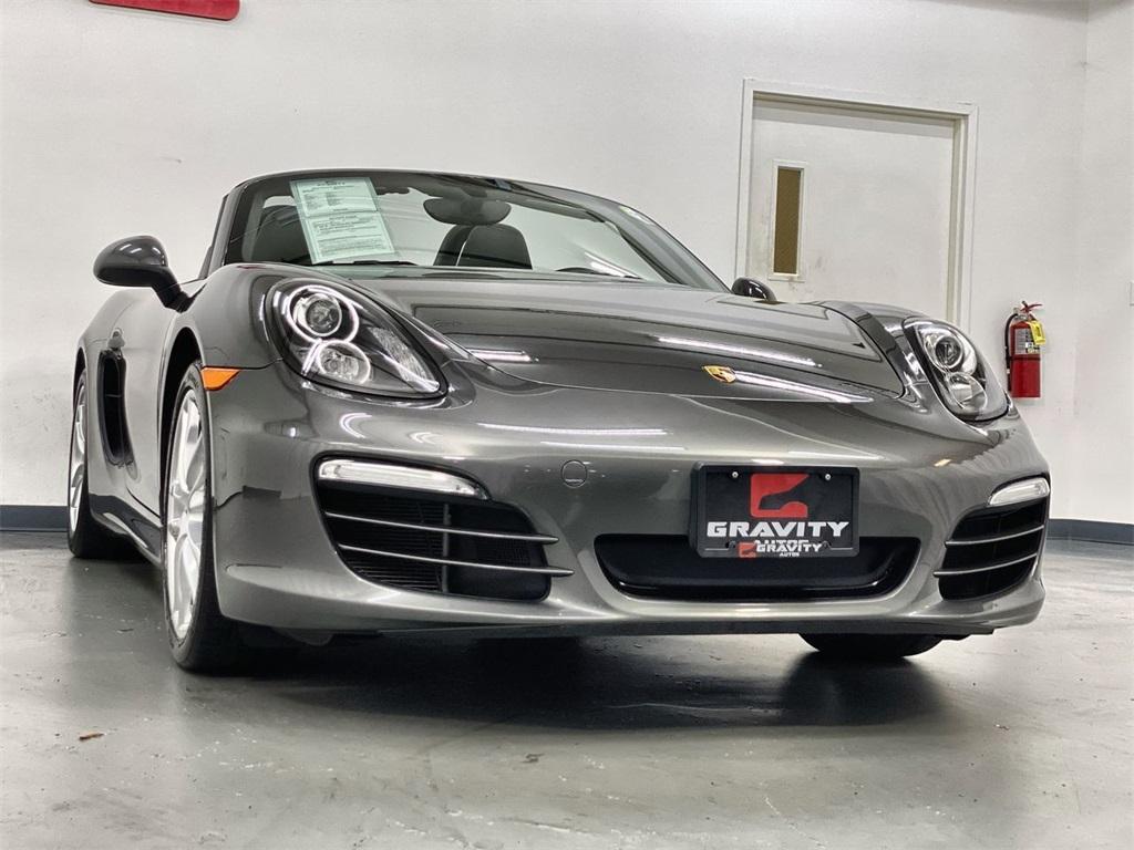 Used 2013 Porsche Boxster for sale $44,444 at Gravity Autos Marietta in Marietta GA 30060 3