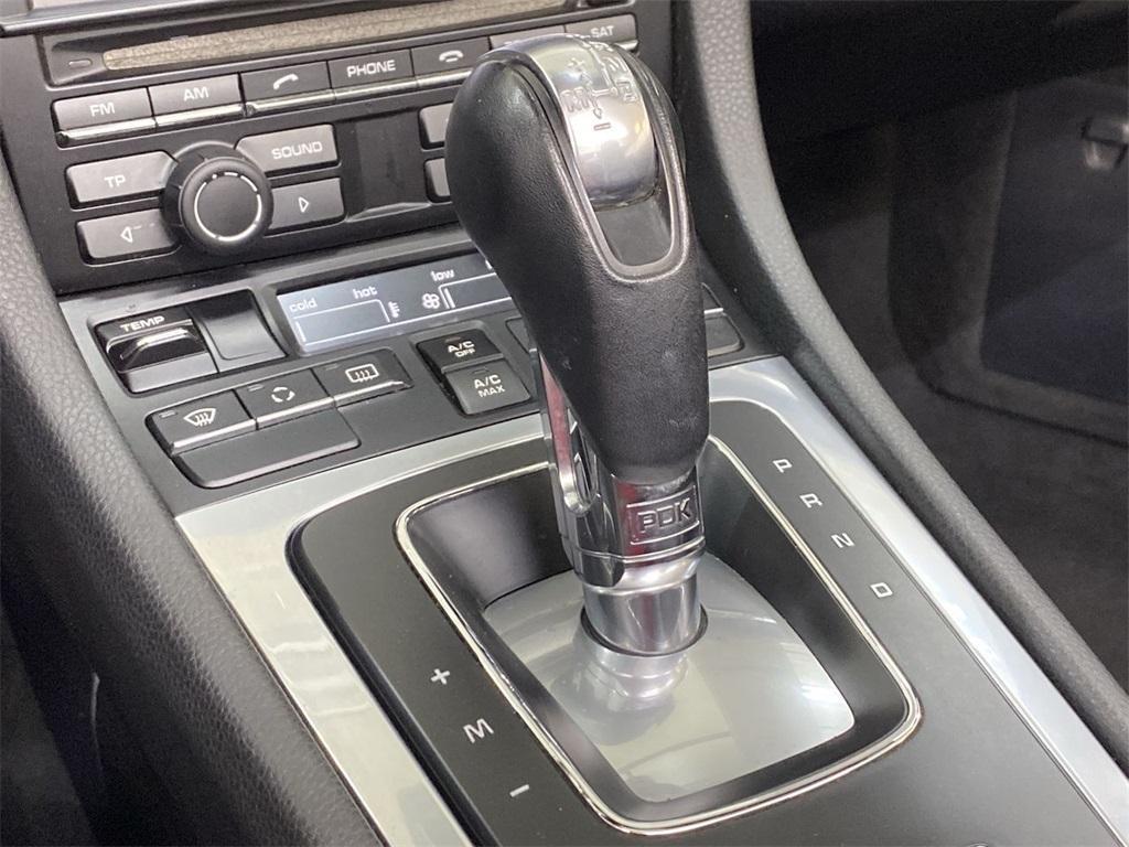 Used 2013 Porsche Boxster for sale $44,444 at Gravity Autos Marietta in Marietta GA 30060 31