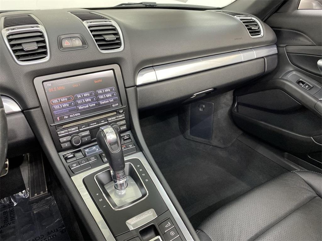 Used 2013 Porsche Boxster for sale $44,444 at Gravity Autos Marietta in Marietta GA 30060 33