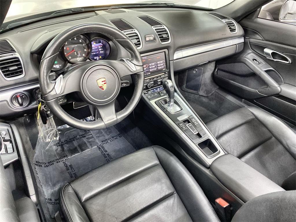 Used 2013 Porsche Boxster for sale $44,444 at Gravity Autos Marietta in Marietta GA 30060 35