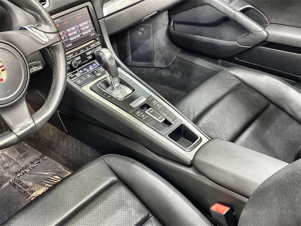 Used 2013 Porsche Boxster for sale $44,444 at Gravity Autos Marietta in Marietta GA 30060 36