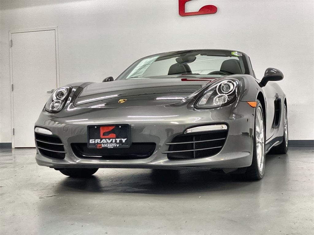 Used 2013 Porsche Boxster for sale $44,444 at Gravity Autos Marietta in Marietta GA 30060 4