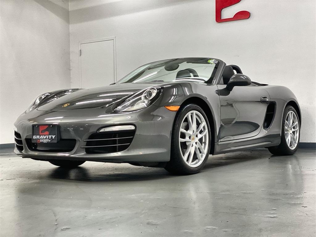 Used 2013 Porsche Boxster for sale $44,444 at Gravity Autos Marietta in Marietta GA 30060 5