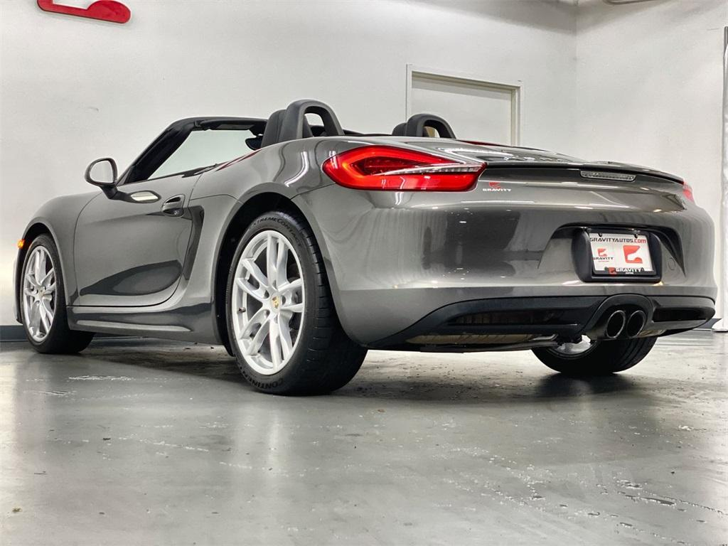 Used 2013 Porsche Boxster for sale $44,444 at Gravity Autos Marietta in Marietta GA 30060 6