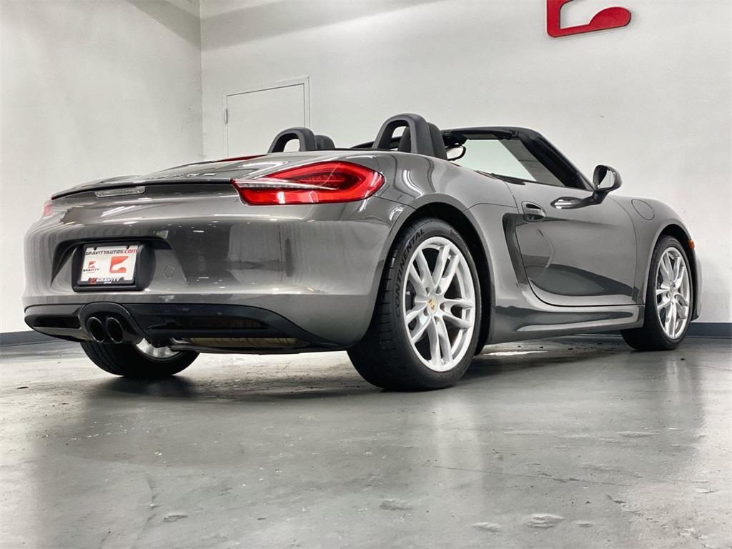 Used 2013 Porsche Boxster for sale $44,444 at Gravity Autos Marietta in Marietta GA 30060 7