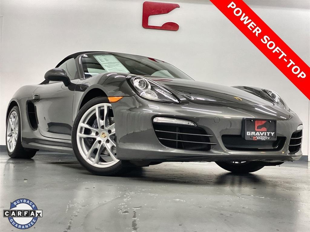 Used 2013 Porsche Boxster for sale $44,444 at Gravity Autos Marietta in Marietta GA 30060 1