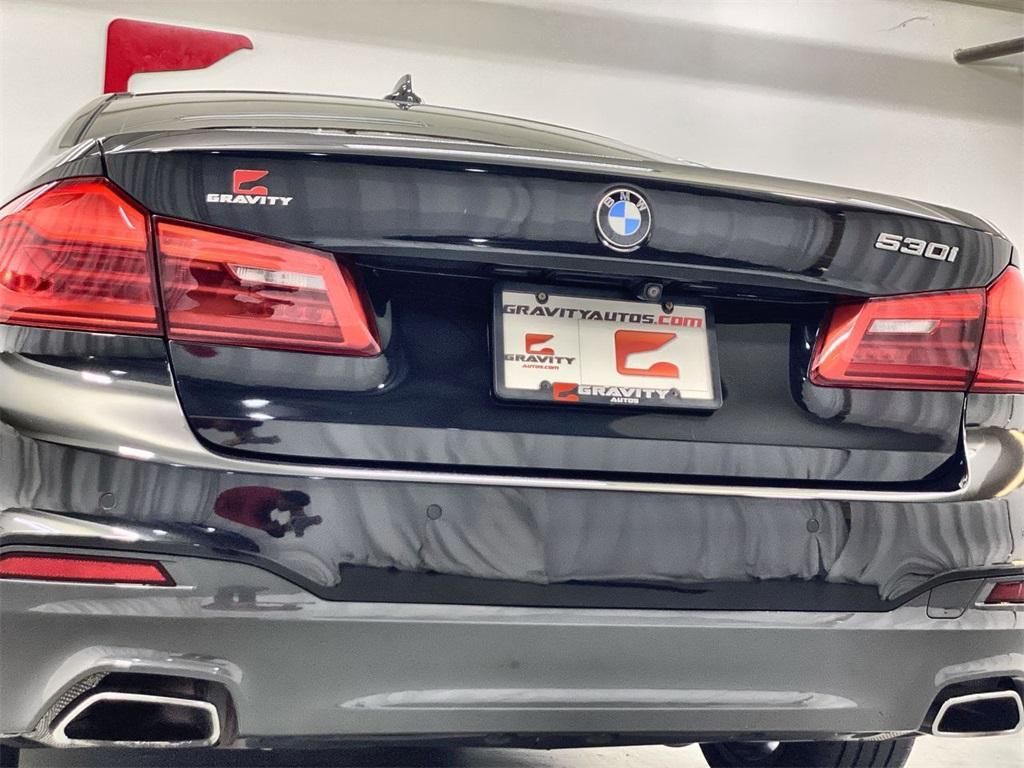 Used 2019 BMW 5 Series 530i for sale $38,444 at Gravity Autos Marietta in Marietta GA 30060 10