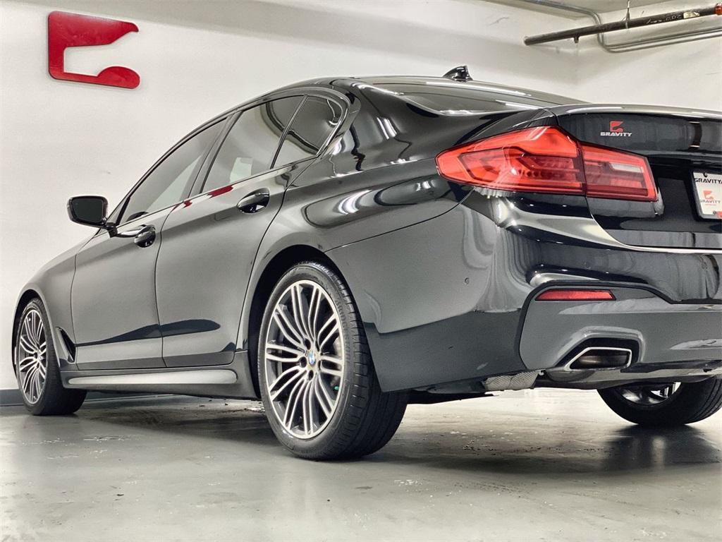 Used 2019 BMW 5 Series 530i for sale $38,444 at Gravity Autos Marietta in Marietta GA 30060 11