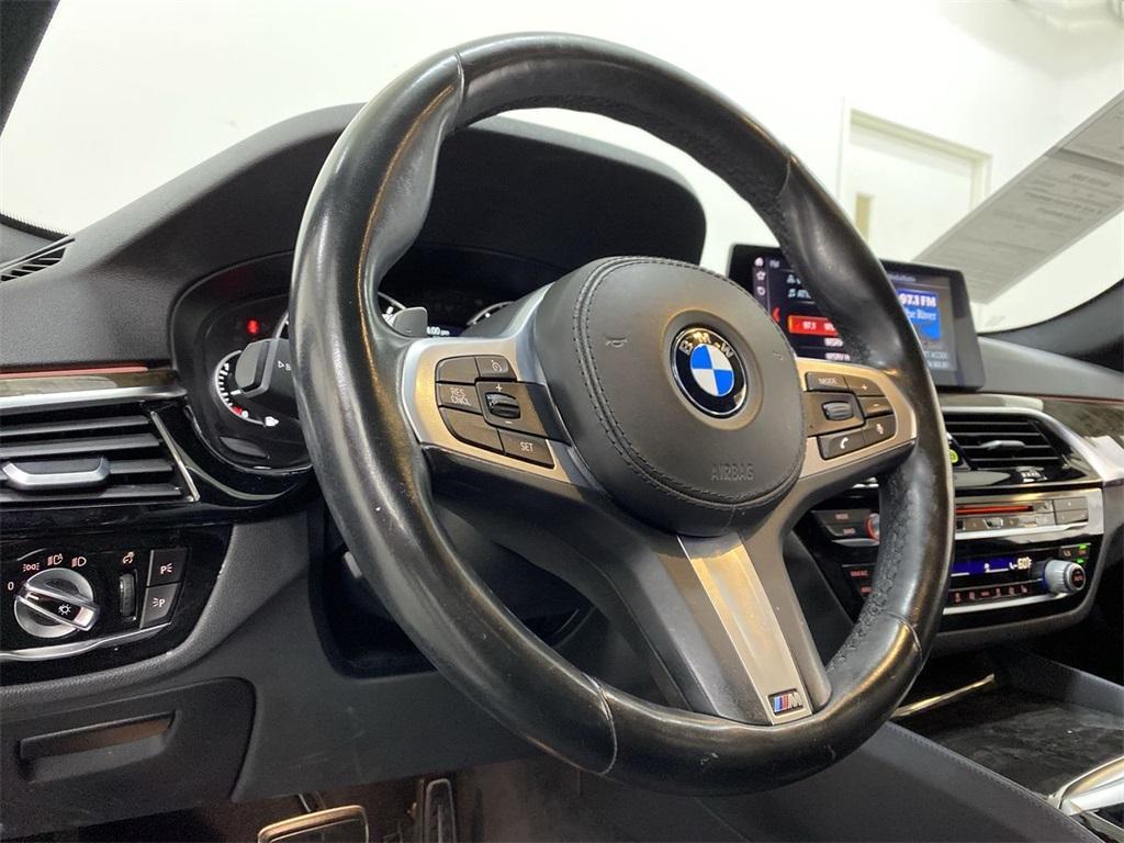 Used 2019 BMW 5 Series 530i for sale $38,444 at Gravity Autos Marietta in Marietta GA 30060 21