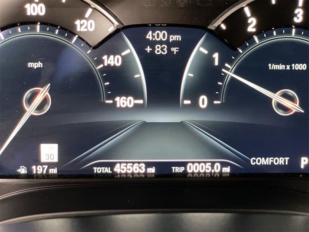 Used 2019 BMW 5 Series 530i for sale $38,444 at Gravity Autos Marietta in Marietta GA 30060 25