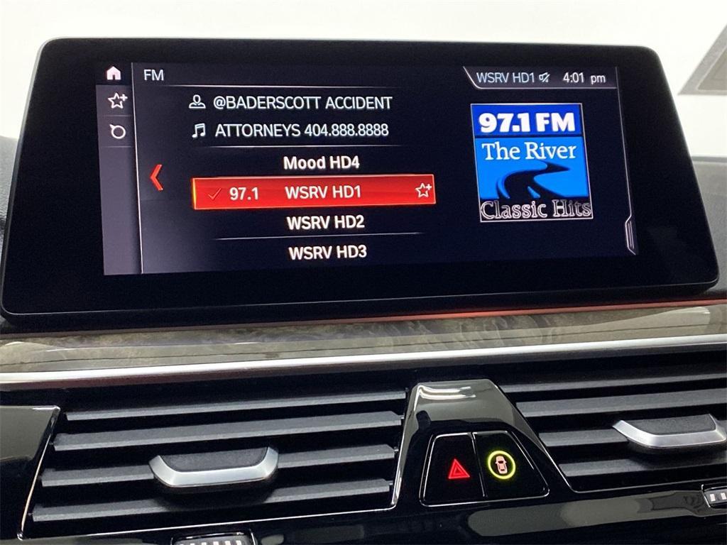 Used 2019 BMW 5 Series 530i for sale $38,444 at Gravity Autos Marietta in Marietta GA 30060 32