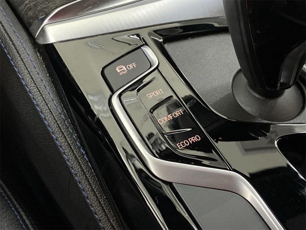 Used 2019 BMW 5 Series 530i for sale $38,444 at Gravity Autos Marietta in Marietta GA 30060 36
