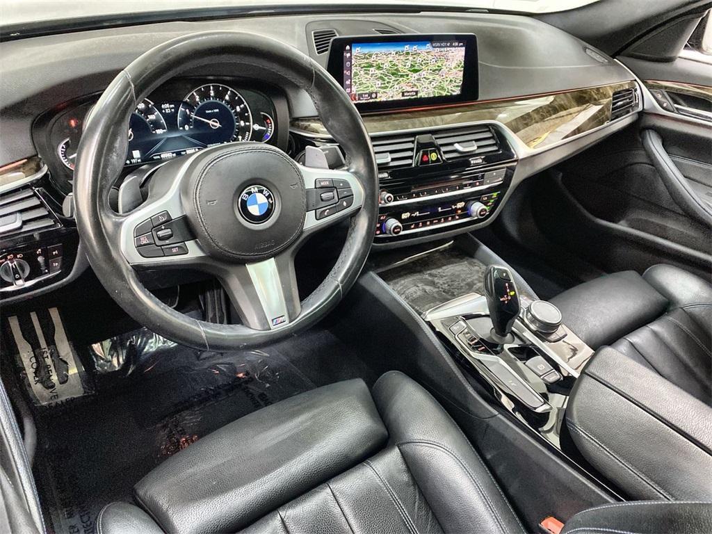 Used 2019 BMW 5 Series 530i for sale $38,444 at Gravity Autos Marietta in Marietta GA 30060 39
