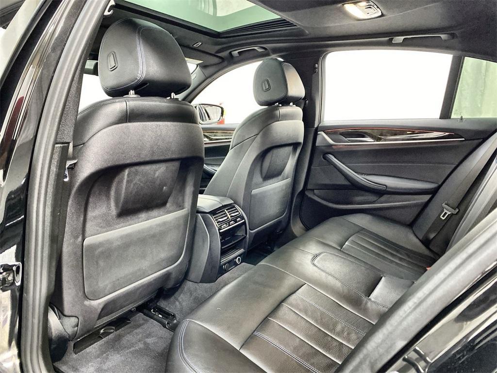 Used 2019 BMW 5 Series 530i for sale $38,444 at Gravity Autos Marietta in Marietta GA 30060 41
