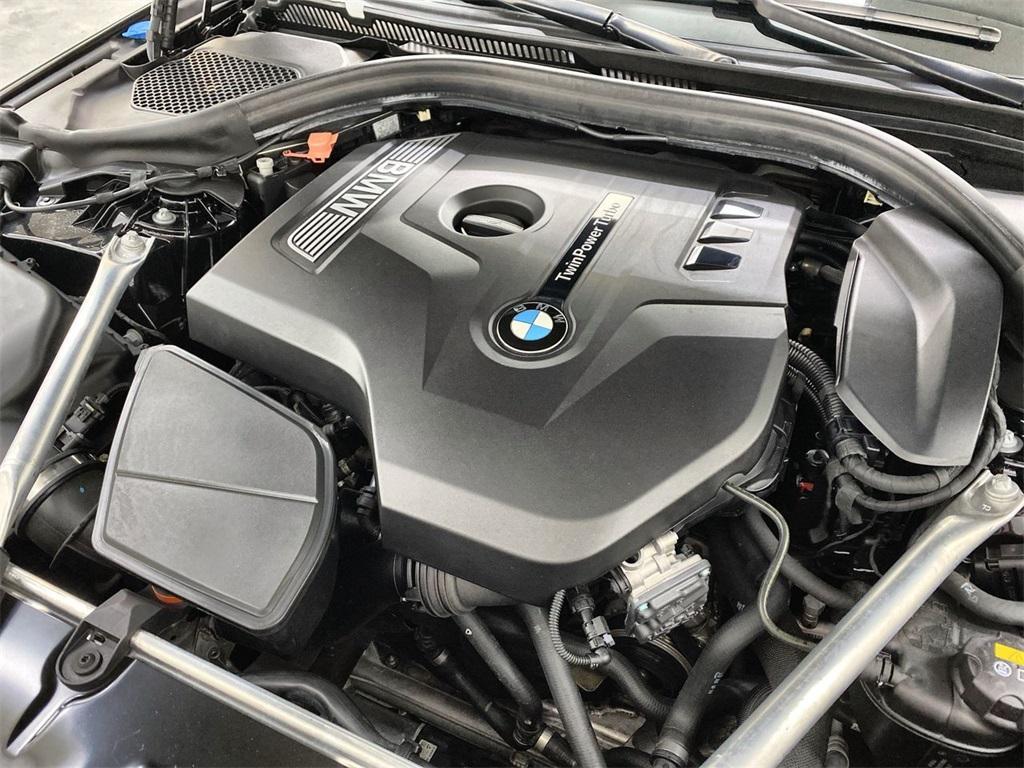 Used 2019 BMW 5 Series 530i for sale $38,444 at Gravity Autos Marietta in Marietta GA 30060 49