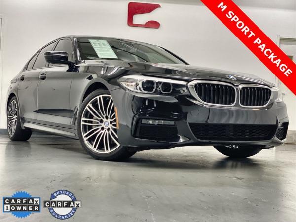 Used 2019 BMW 5 Series 530i for sale $38,444 at Gravity Autos Marietta in Marietta GA