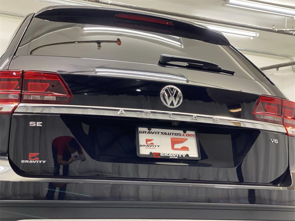 Used 2018 Volkswagen Atlas 3.6L V6 SE w/Technology for sale $31,998 at Gravity Autos Marietta in Marietta GA 30060 10