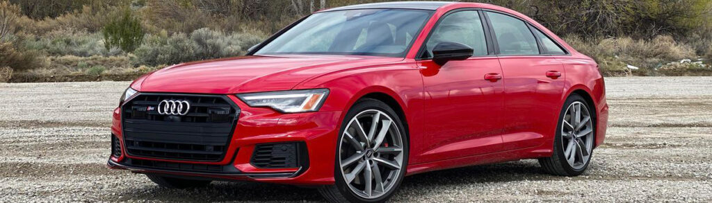 Audi S6 Red
