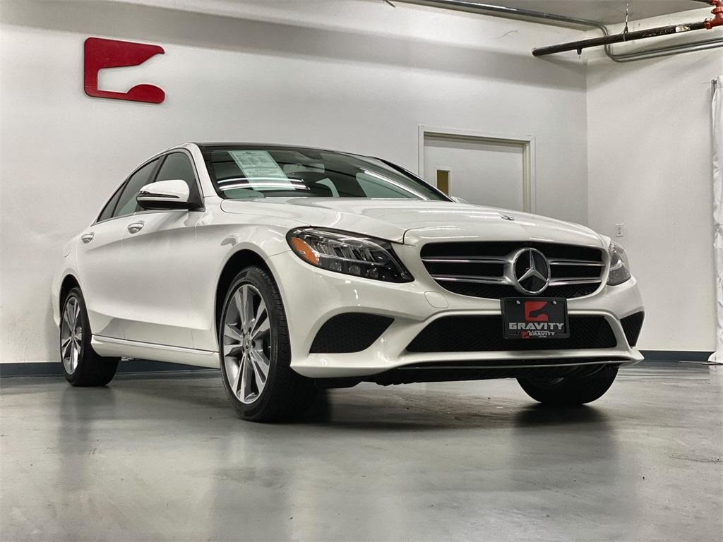 Vehicle of The Week: Pre-Owned 2020 Mercedes-Benz C-Class C300